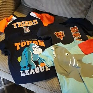 Lot of toddler 3t mix clothing